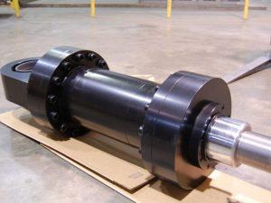 Repairing a Hydraulic Cylinder