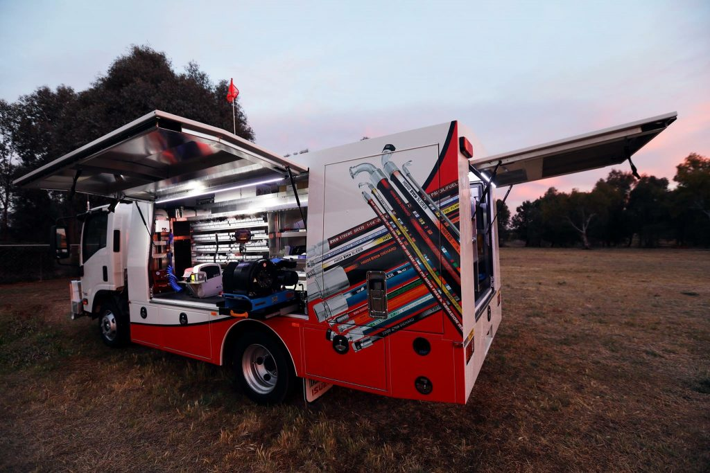 Ryco's Mobile Hydraulic Service