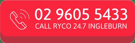 Call Ryco 24/7 Ingleburn 02 9605 5433